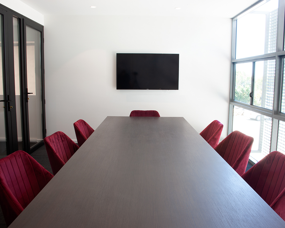 Boardroom for rent Sunshine Coast